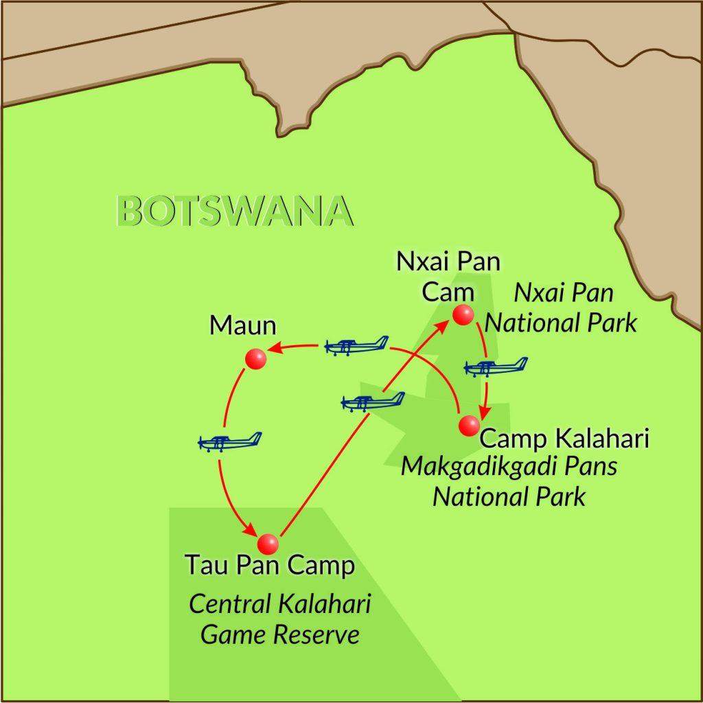 Botswana-7dni