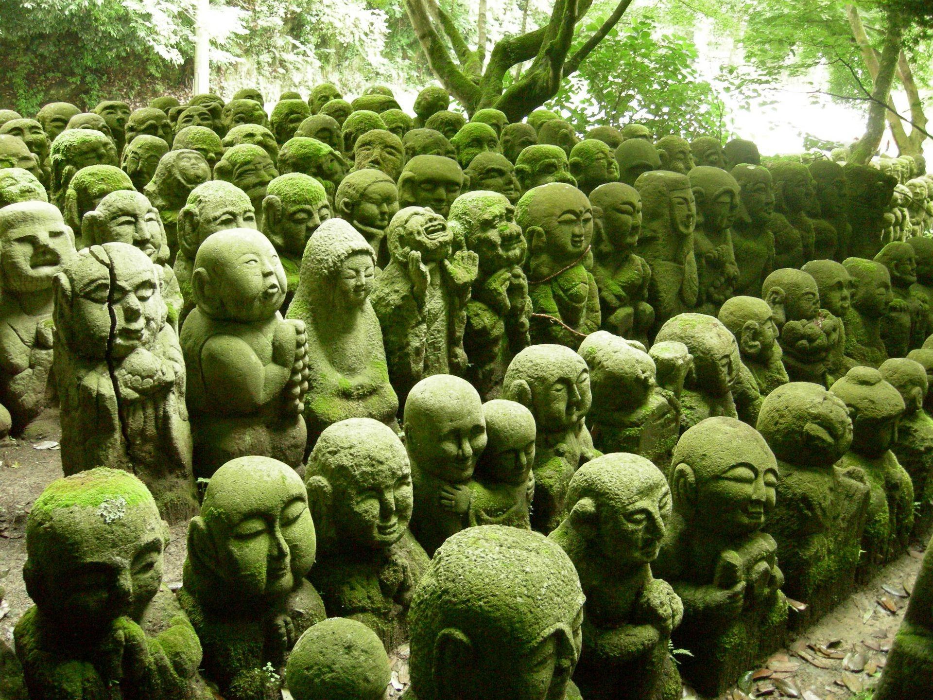 Świątynia-Adashino-Nenbutsuji-dzielnica-Arashiyama-Kioto