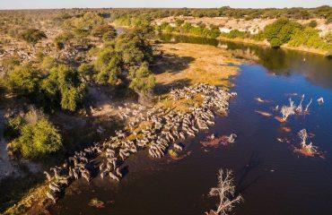 1Meno a Kwena - Aerial View