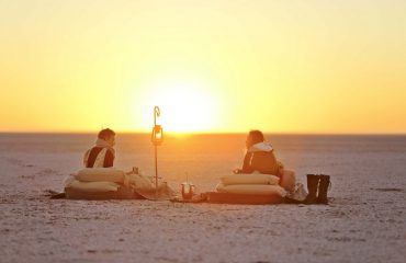 45Meno a Kwena - Salt Pan Sleep Out, enjoy when staying 3 nights or longer