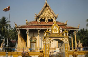 Battambang-pagoda
