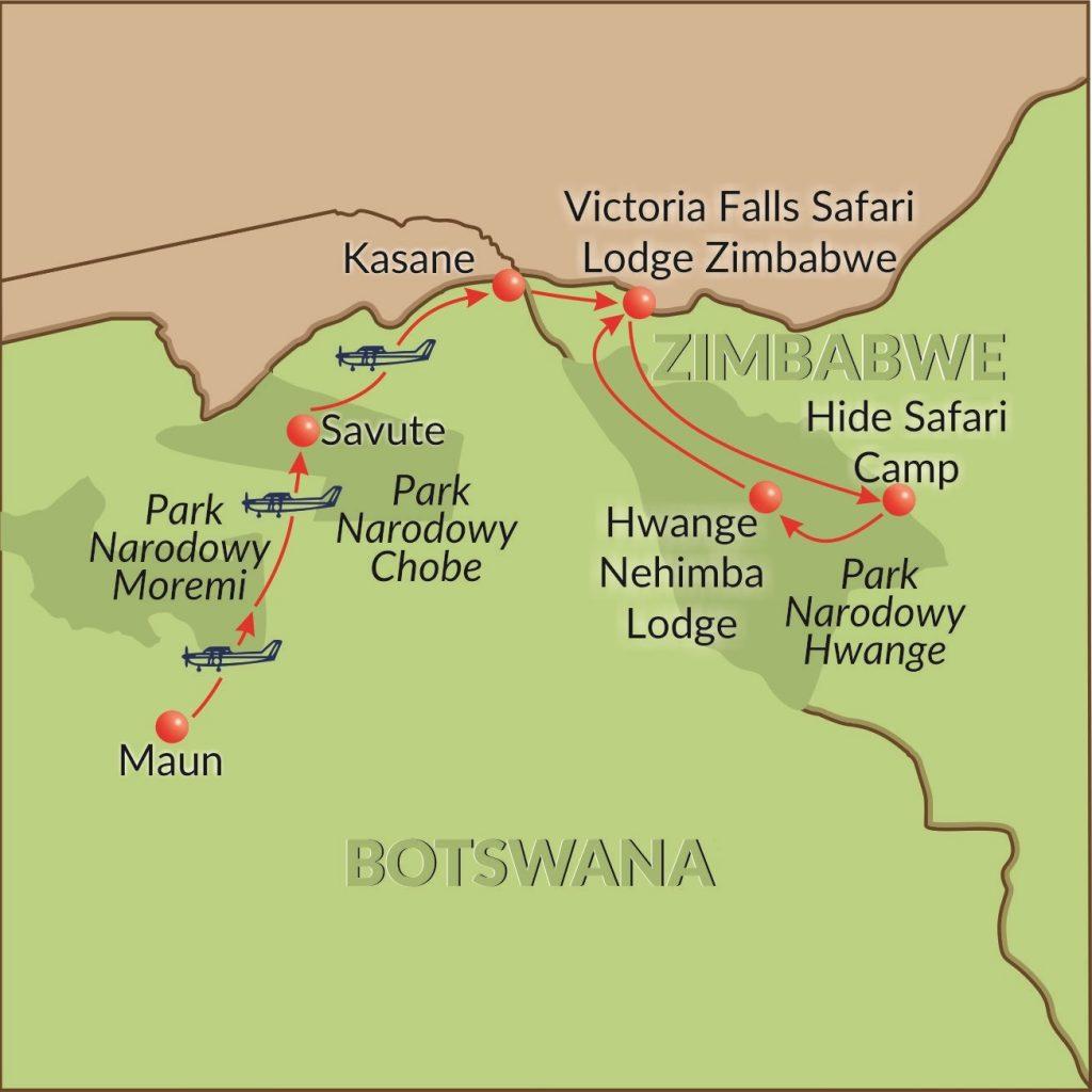 Botswana-Zimbabwe-15dni