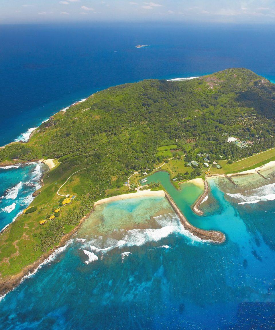 Fregate Island, Seszele (1)