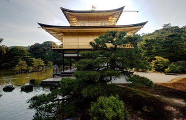Kinkakuji-Temple-Kioto