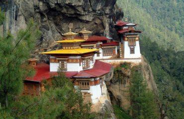 Klasztor-Taksang-Bhutan