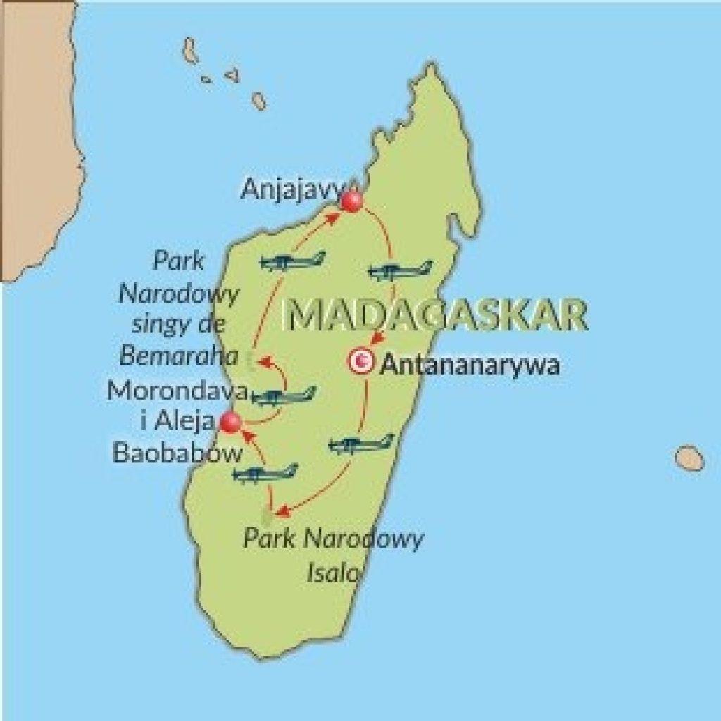 Madagaskar-11dni
