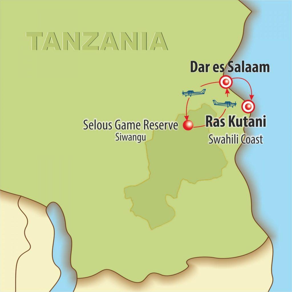Mapa_Tanzania