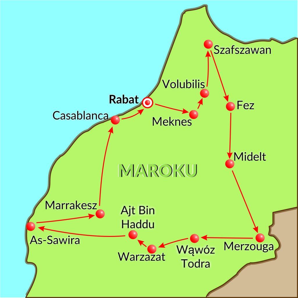 Maroku-15dni