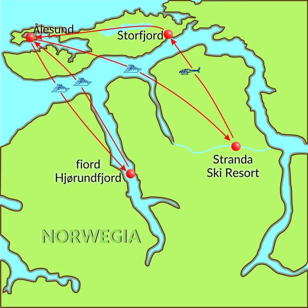Norwegia-5dni