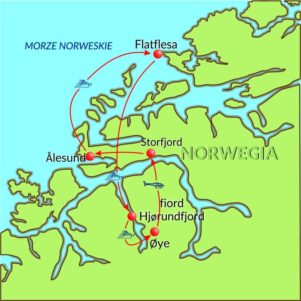 Norwegia-6dni