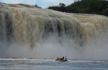 Park-Narodowy-Canaima-Wodospad-Salto-el-Sapo