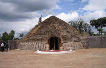Rwanda_Nyanza_Mwami_Palace by Amakuru