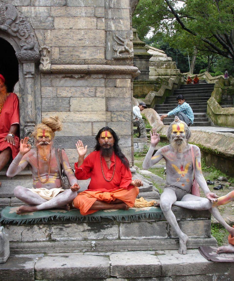 Sadhu-at-pashupati-Nepal