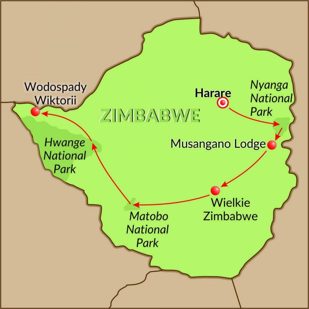 Zimbabwe-11dni