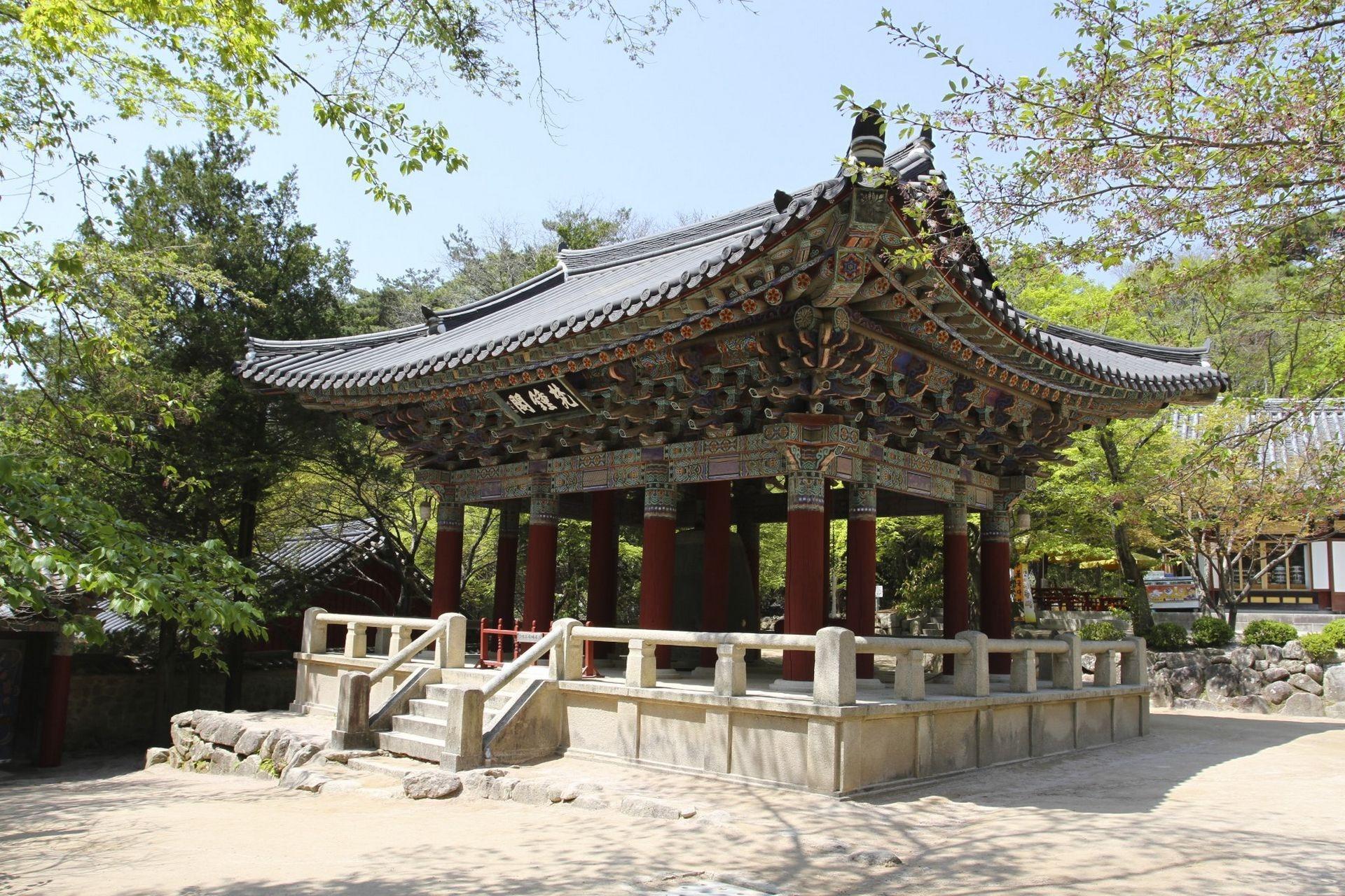wyprawy-Korea-Świątynia-Bulguksa-Gyeongju