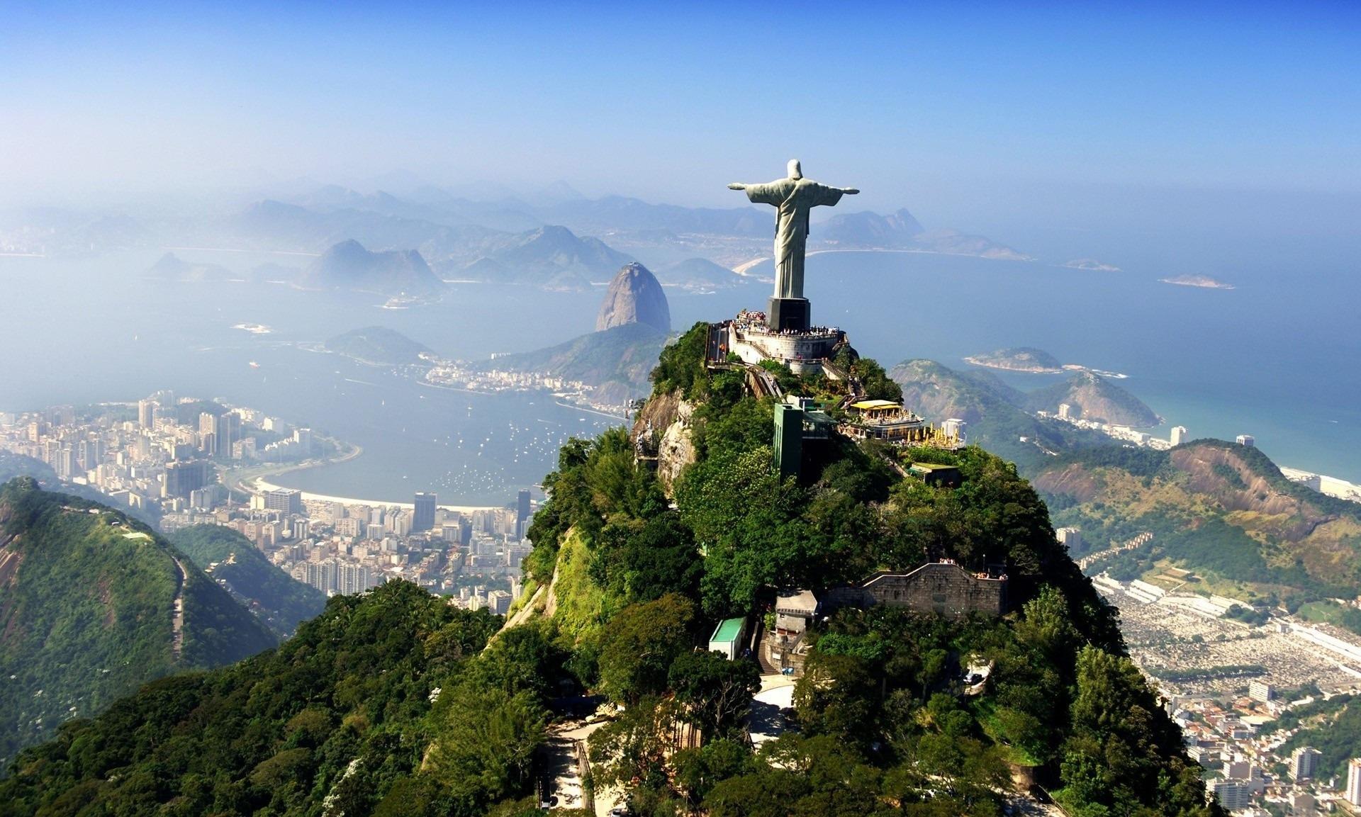 wyprawy-Perły-Ameryki-Południowej-Rio-de-Janeiro- pomnik-Chrystusa-Odkupiciela