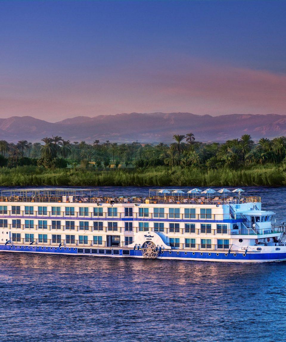 Exterior - The Oberoi Philae, Luxury Nile Cruiser