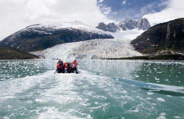 Pia-Glacier