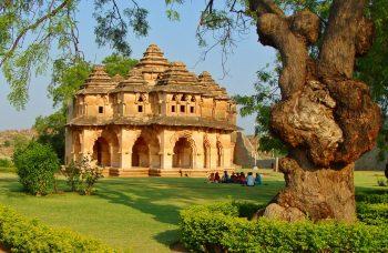 Lotus Mahal Karnataka