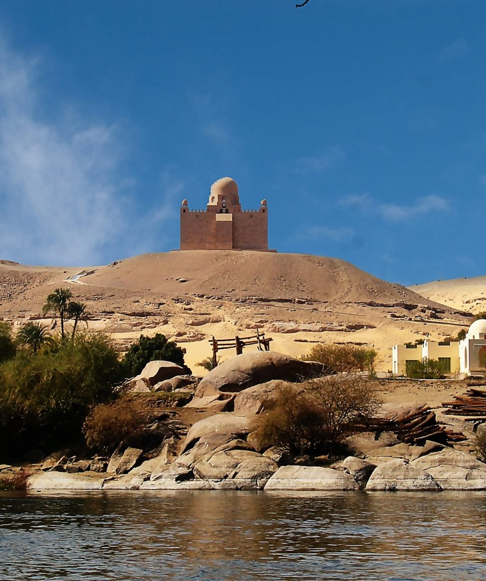 Wyspa Kitchenera, Asuan, Egipt