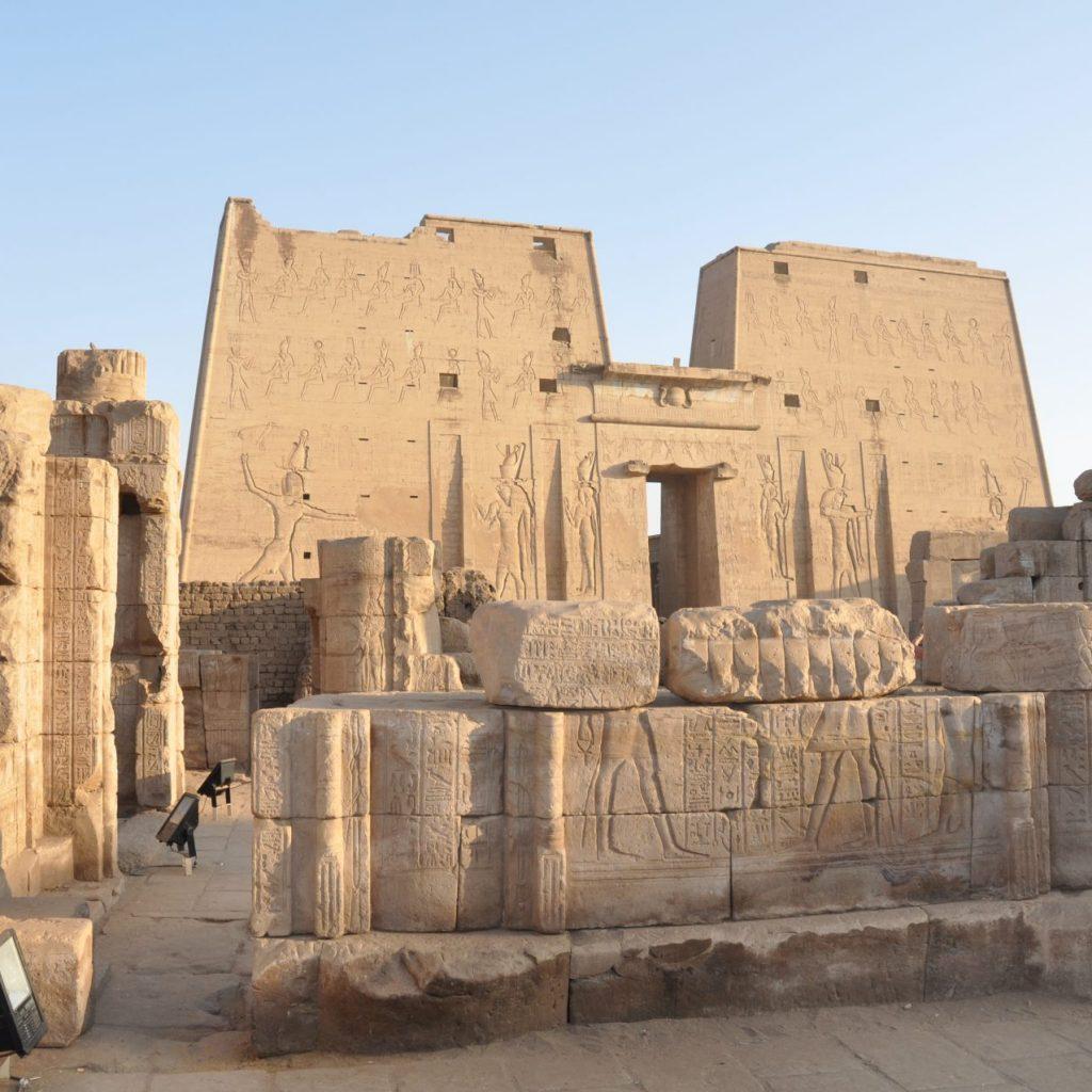 Egipt, świątynia