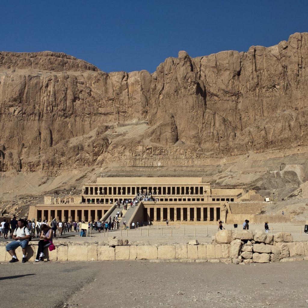 Dolina Królów, Egipt